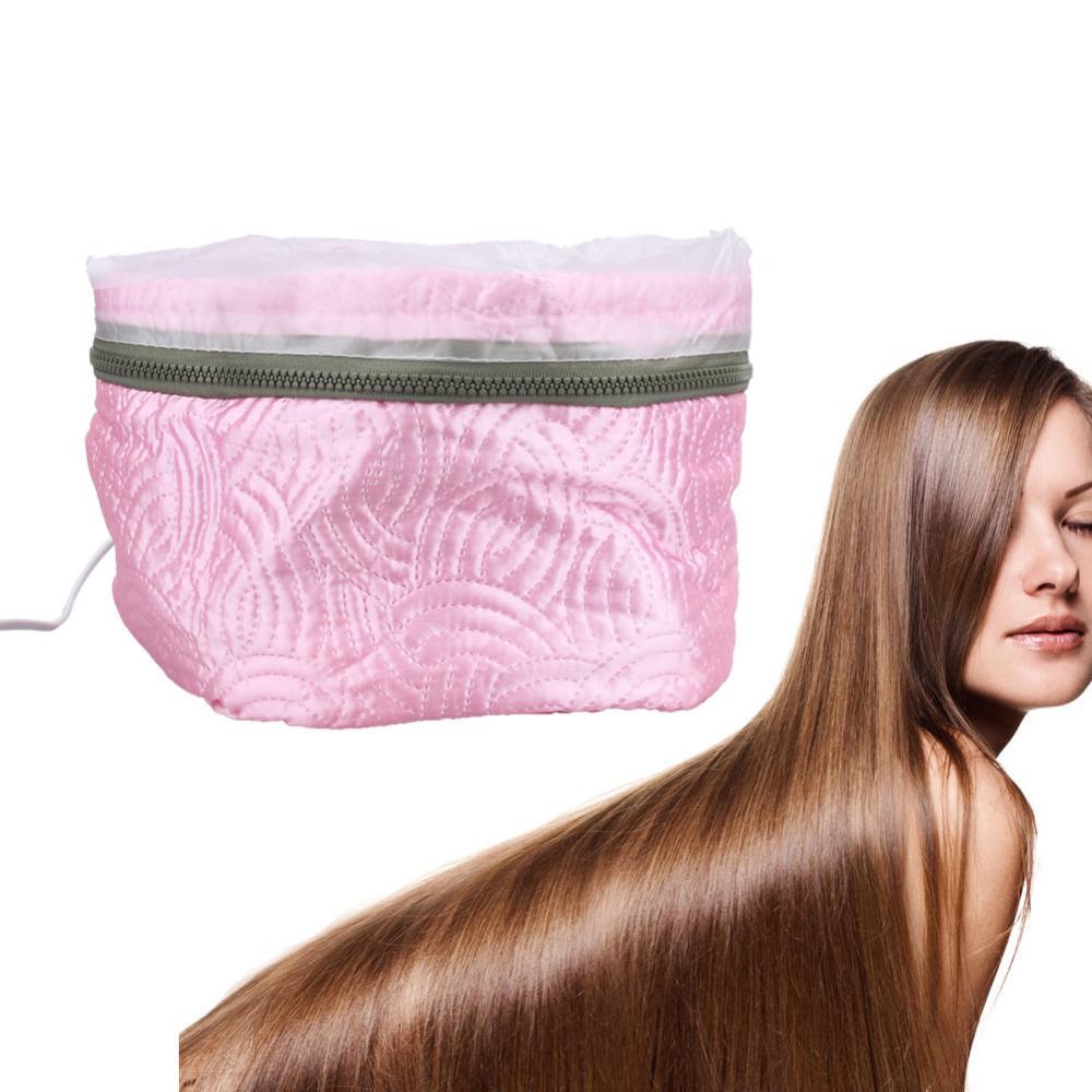 Großhandel Elektrische Spa Haarpflegekappe Haar Wärmebehandlung