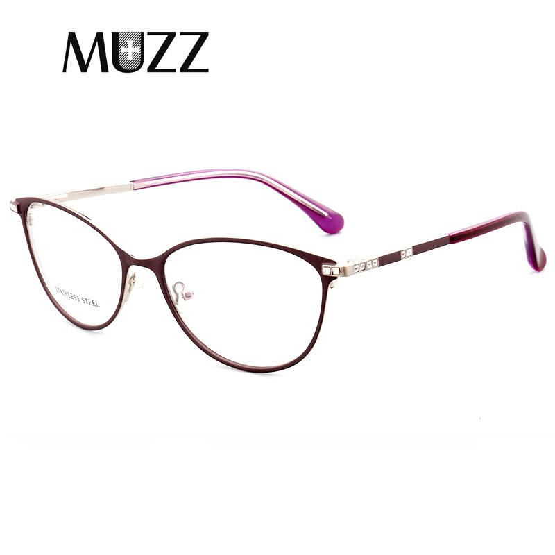 c95597c663a9 2019 NEW Cat Eye Style Women Optical Glasses Frames Fashion Diamonds Glasses  Frame Women Prescription Eyewear Clear Myopia Eyeglasses From Winterleng,  ...