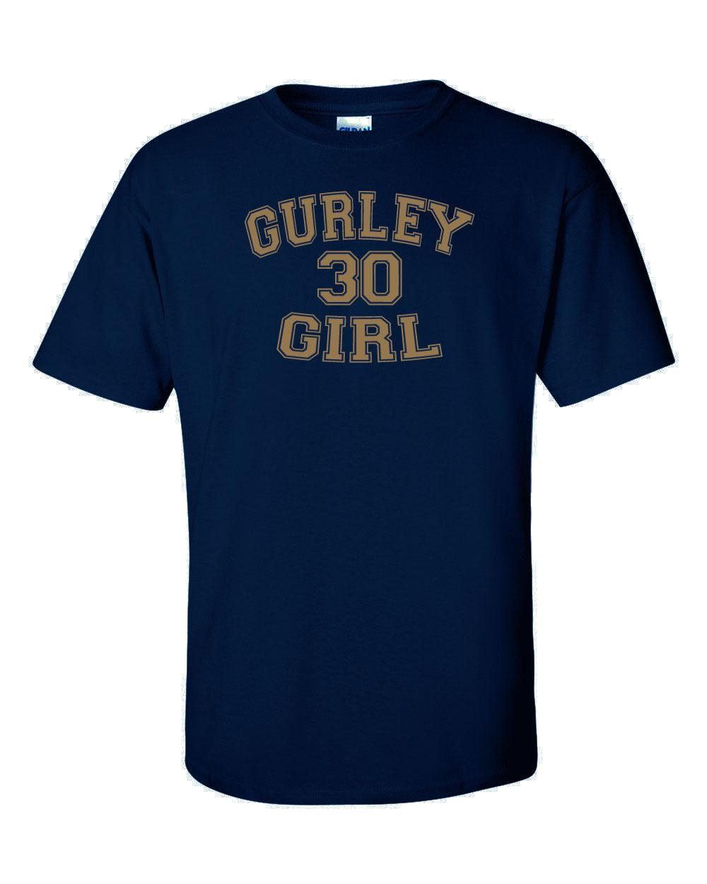 finest selection 822b0 0377c Todd Gurley Gurley Girl St. Louis Rams T-shirt Jersey S-5XL