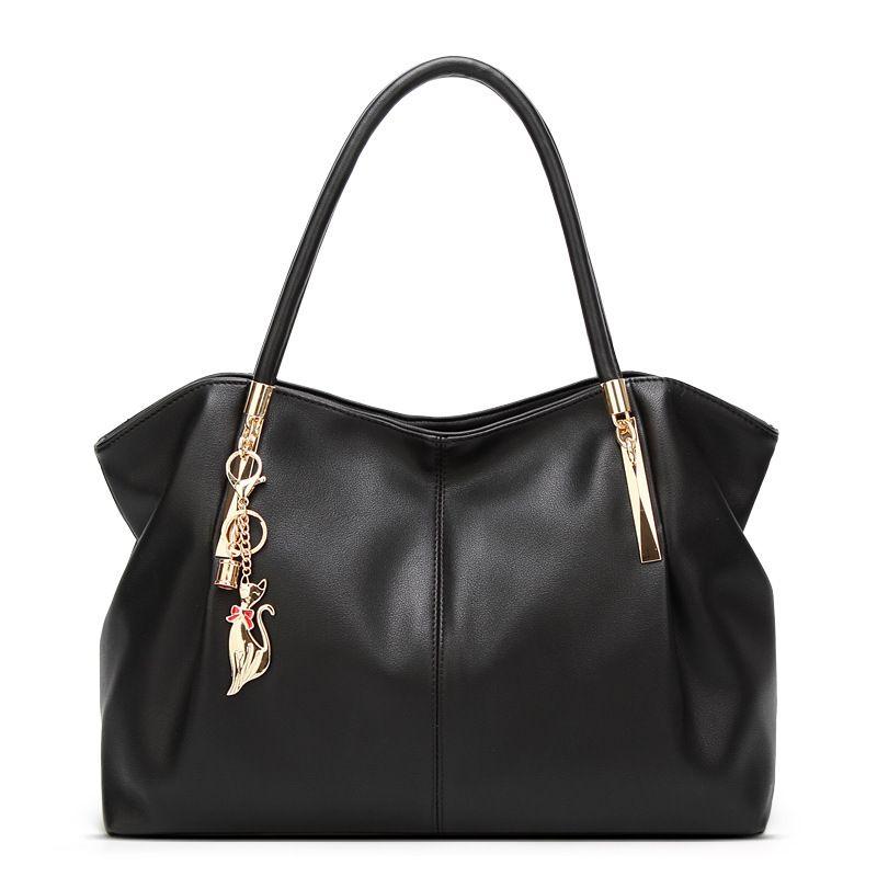 Handbag Women Large Tote Bags Ladies Shoulder Laptop Office Bags For Women  2018 Working Handbags School Travel Bag Big Beach Bags Duffle Bags From ... d68722838