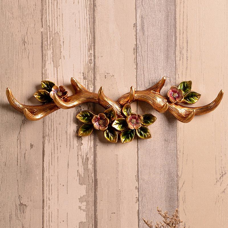 2018 European Style Decorative Wall Hanging Hook Antlers Creative ...