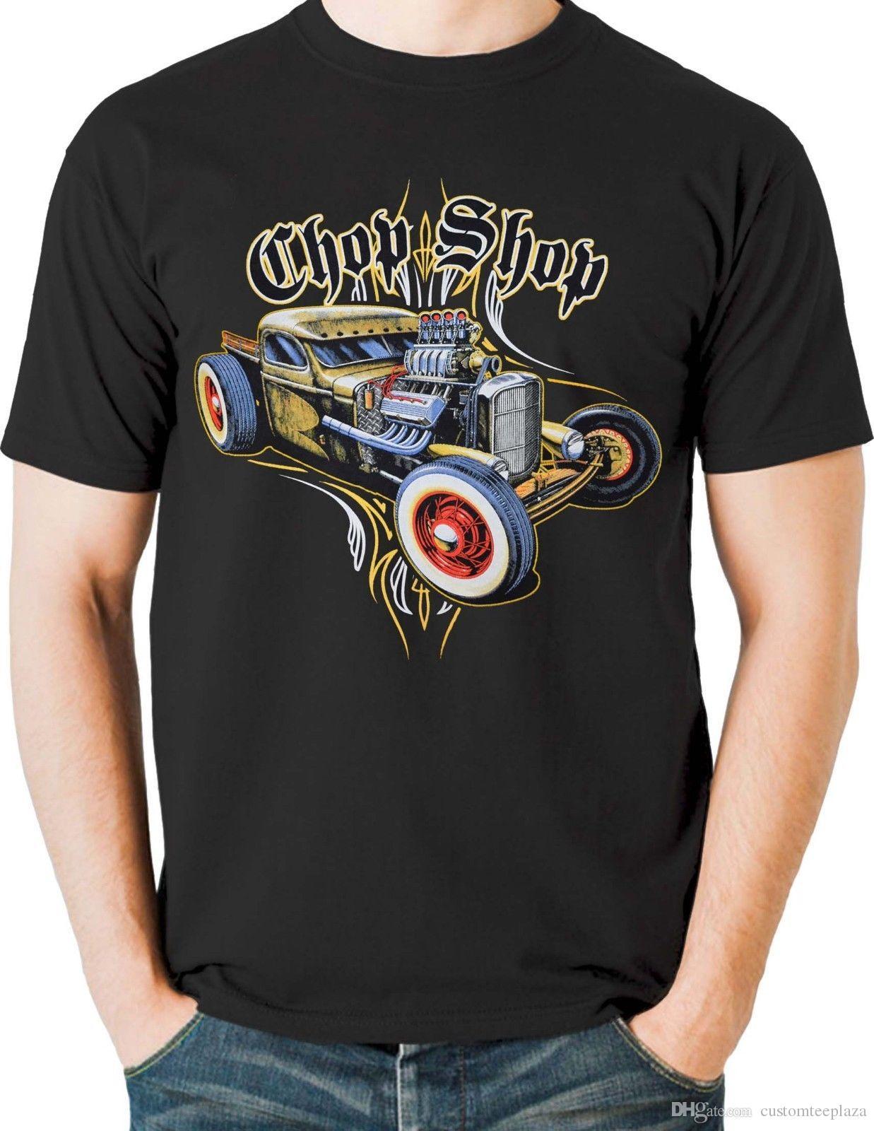 a57336c95 Hot Rod T Shirts Rat Rod Pinstripes Whitewalls Blown Hemi Small To 6Xl And  Tall T Shirt Men Boy Leisure 3XL Team Camiset Great Tee Shirts Cool Tee  Shirt ...