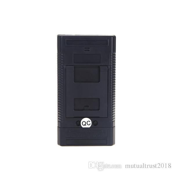 detector de radiación electromagnética portátil Digital EMF Meter Dosimeter Tester CE Certificado DT-1130 negro en caja al por menor
