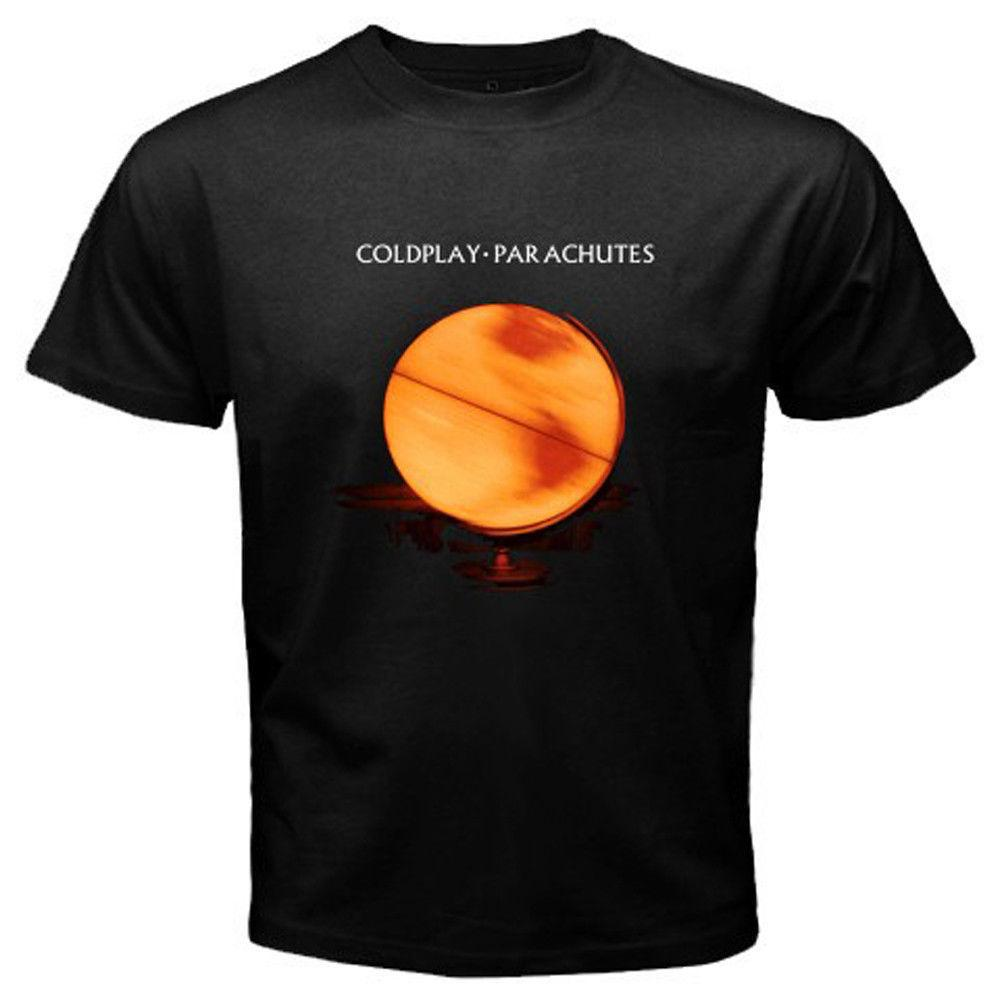 T Shirt Design Template Casual Crew Neck Cotton Low Price Top Tee For Teen Girls New Coldplay Short Sleeve Shirts Men Online Printing On