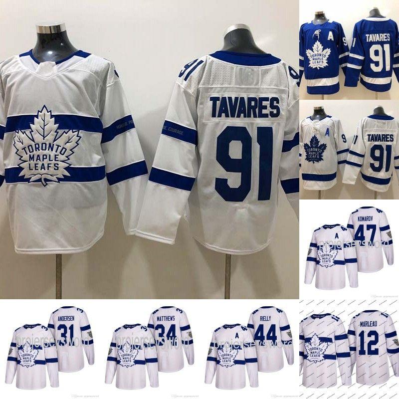 3061f26e9 Toronto Maple Leafs 2018 Stadium Series Jerseys 91 John Tavares 16 Mitch  Marner 34 Auston Matthews 31 Frederik Andersen Hockey Jerseys Canada 2019  From ...