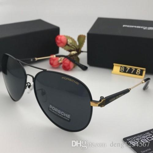 5ad72936b7 Compre Nueva Marca De Moda Hombres Y Mujeres Gafas De Sol Polarizadas De  Alta Definición, Un Adecuado Para Conducir Productos De Vacaciones, Envío  Gratis A ...