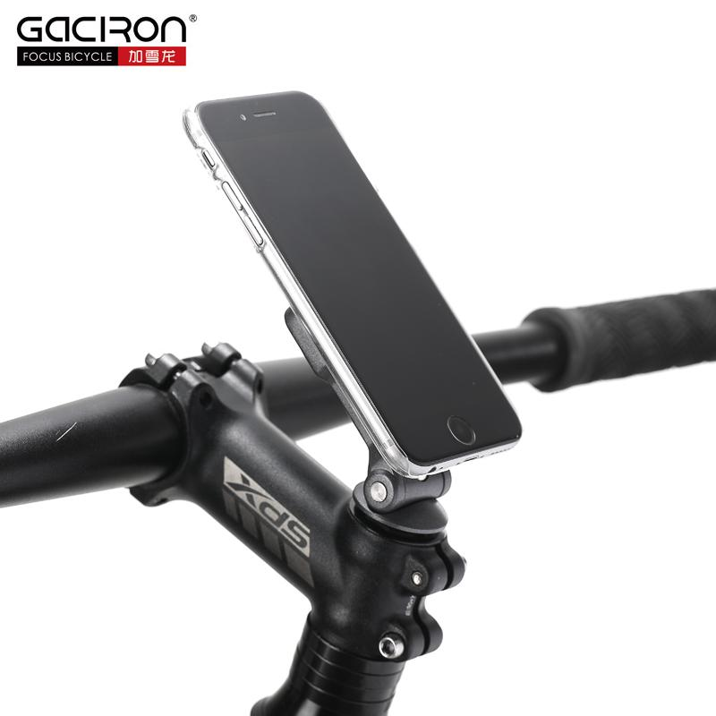 half off 8d30b 95dd1 Gaciron Universal Mobile Phone Holder Bicycle Accessories Phone Stand Bike  Cycling Handlebar Mount Holder For iPhone 6 6s 7 plus