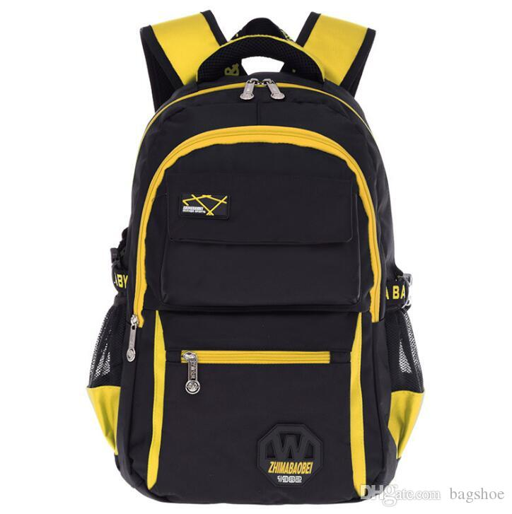 dc21bded2d42 Manufacturer Wholesale School Bags Primary School Boys And Girls Children  Shoulder Bag Burden Shoulder Cartoon Cute Travel Backpack School Bags  Online with ...