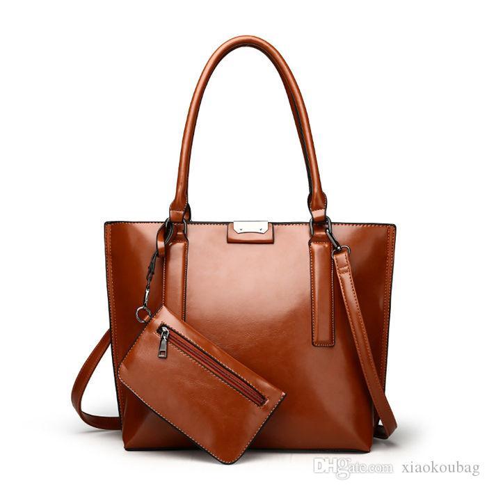 Fashion Designer Handbags Women Leather Shoulder Bag For Women Brown Leather  Crossbody Bag 2080 Bags Store Handbag Wholesale Womens Bags From Xiaokoubag,  ... e04c708416