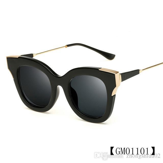 4b74146cdd07 HINDFIELD 2018 New Fashion Sunglasses Men Eyewear Shades Sun Glasses for  Man Luxury Casual Boy Sunglasses Oculos Lunette Gift Men Metal Sun Glasses  Women ...