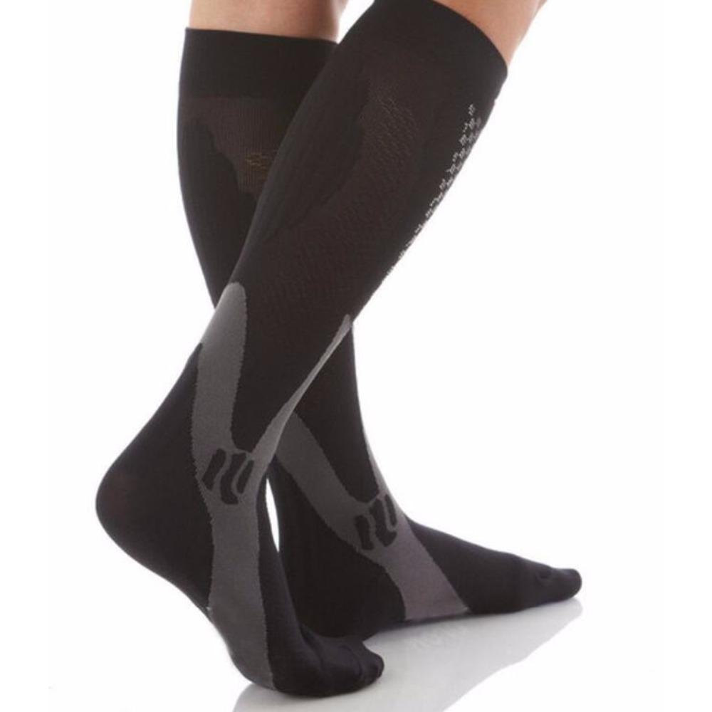 6a116fe577 2019 Hot Sale Men Women Leg Support Stretch Soft Compression Socks ...