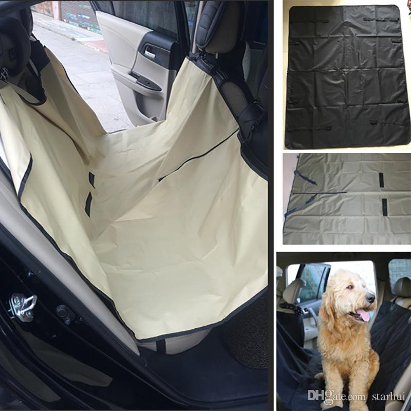 Astonishing Auto Pet Dog Car Seat Covers Cat Waterproof Car Cushion For Cars Trucks Hammock Convertible Pet Supplies Accessories 145 130Cm Wx9 739 Onthecornerstone Fun Painted Chair Ideas Images Onthecornerstoneorg