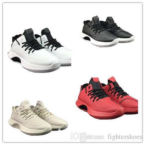 dde3aa9c3a092 2018 New Crazy Explosive 1 Adv Mens Womens Trainers Athletic Primeknit  Running Shoes Sports Designer Sneakers Top Quality Crazy 1 Adv Running Shoes  Online ...