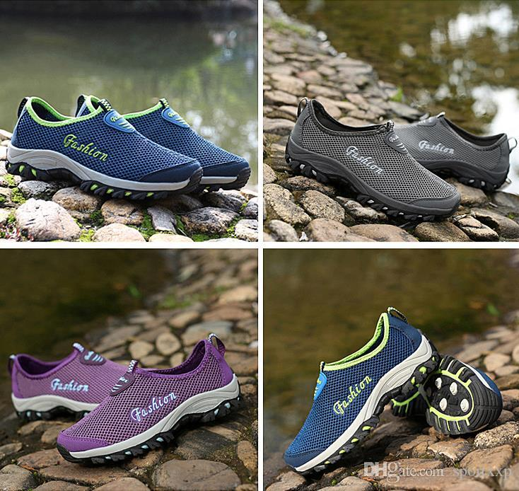 85f66175080f 2018 Outdoor Sports Casual Lover Shoes Spring And Summer Couples ...