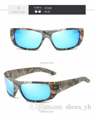 d0291ba1774 Best Selling Camouflage Sports Riding Sunglasses Fishing Polarized  Sunglasses Color Film Polarized Glasses + Glasses Case D1418 Tifosi Sunglasses  Cheap ...