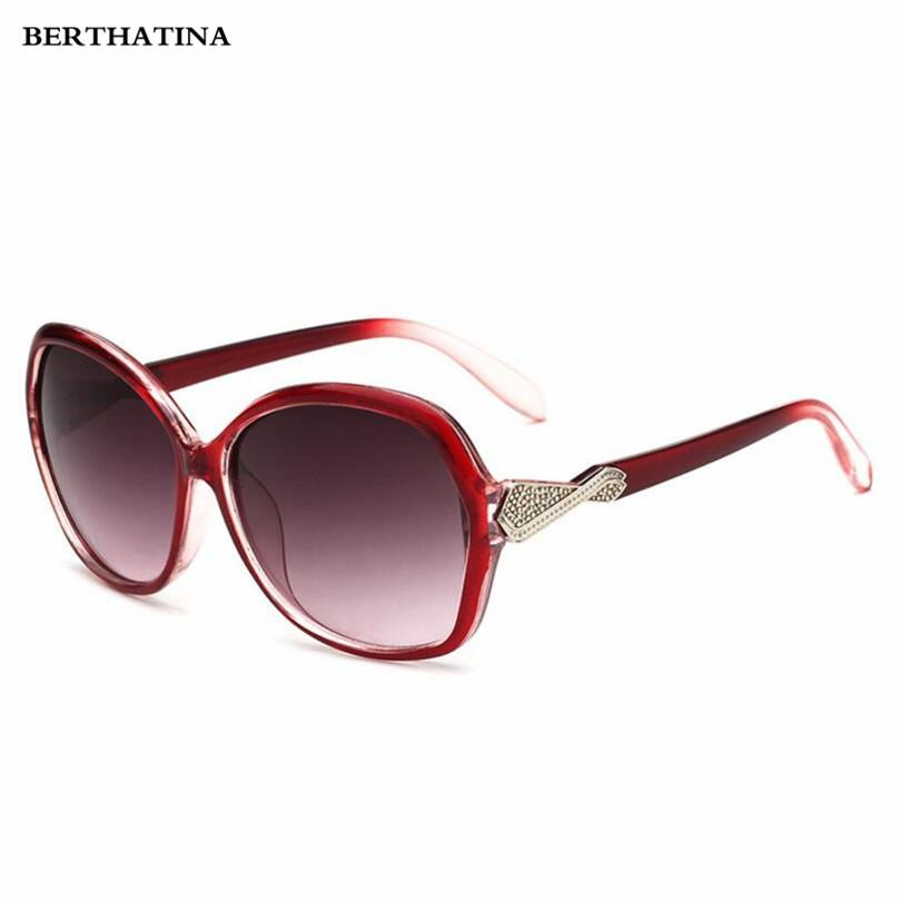 7082961a71d9 BERTHATINA 2018 Fashion Luxury Big Frame Sunglasses Women Brand Designer  New Butterfly Sun Glasses For Women Female Shades Mens Eyeglasses Sport  Sunglasses ...