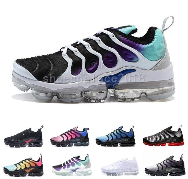ae52a1e52fd7 2019 V TN Plus Airs Sole Men Women Designer Running Shoes In Metallic  Newest Athletic Sport Sneakers Fashion Blood Outdoor Trainers Best Running  Shoes ...
