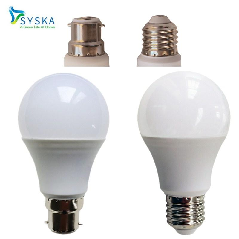 Acheter Baionnette B22 E27 5w 7w 9w 12w 15w Ampoule Led Lampe A Vis