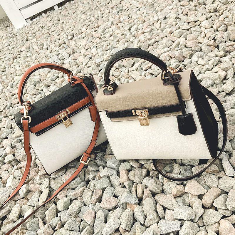 d177c4918 Compre 2018 Moda Feminina Kely Saco Lady Fivela Platina Mini Bolsa Feminina  Ombro Messenger Bag De Shanghai617, $31.48 | Pt.Dhgate.Com