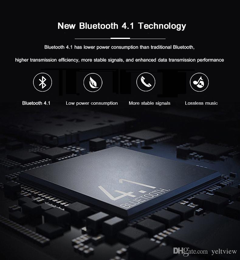 Universal X17 Inalámbrico Auricular Bluetooth Subwoofer Coche Mini Auricular USB Carga magnética auriculares Auriculares Con micrófono para conducir Reunión