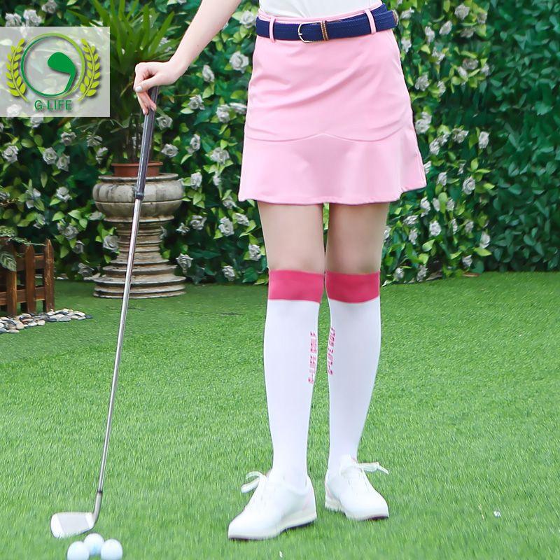 2df44a7e64 G-life Golf Skirts Women Sports Clothing Pink Shorts Inside Safe Skirt  Sweat Absorbing Quick-dry Lady Skort Culottes Girl Skirt Golf Skirt Womens  Golf ...