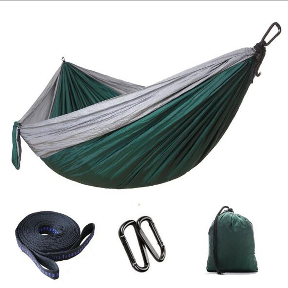 Sports & Entertainment Camping Hammock Outdoor Hammock Underquilt Sleeping Bed Portable Warm Travel Survival Hunting Cotton With Storage Bag Sleeping Bags