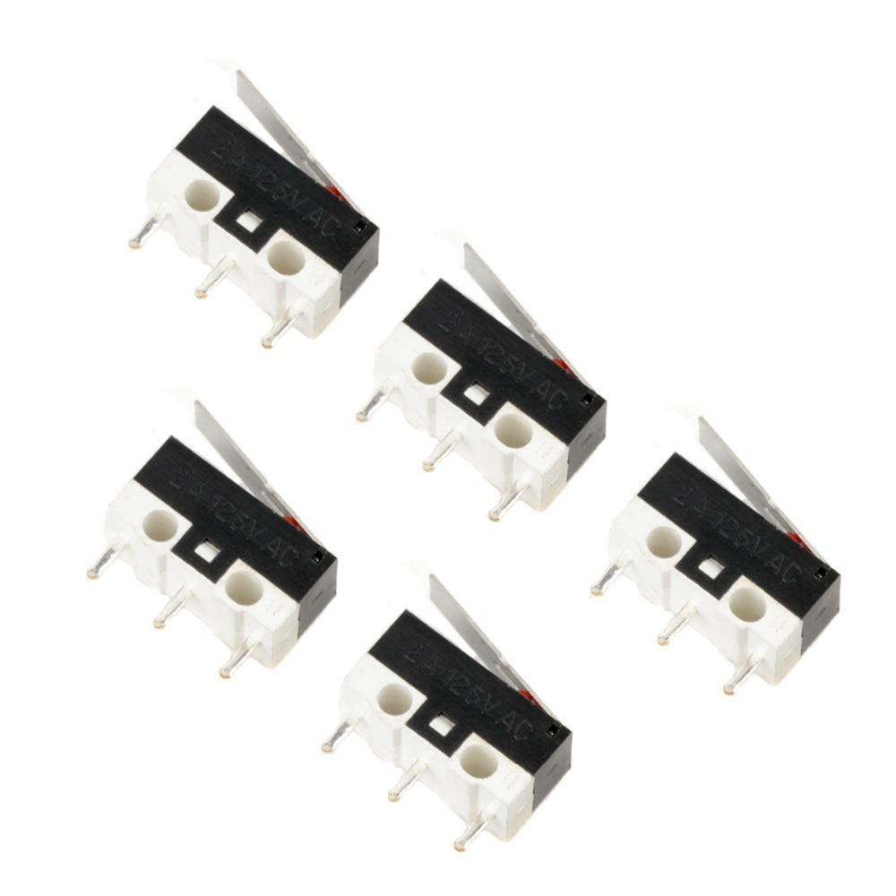 Miniature Limit Switches Lever Actuator Microswitch Spdt 5a Micro Switch Ebay Long Arm Mini A From Jigsaw 1000x1000