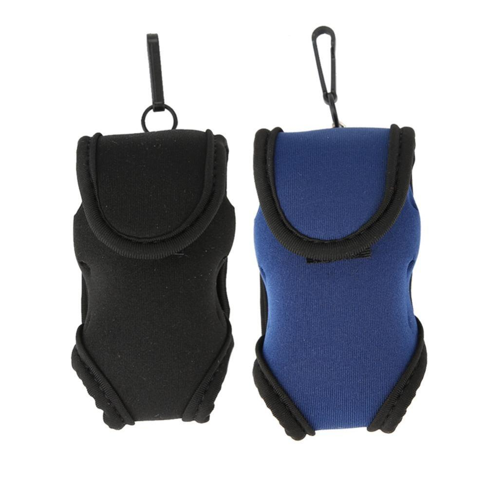 Golf Ball Storage Bag Mesh Golf Holder Pouch Clip Utility Pouch ... d6d1eddd40b