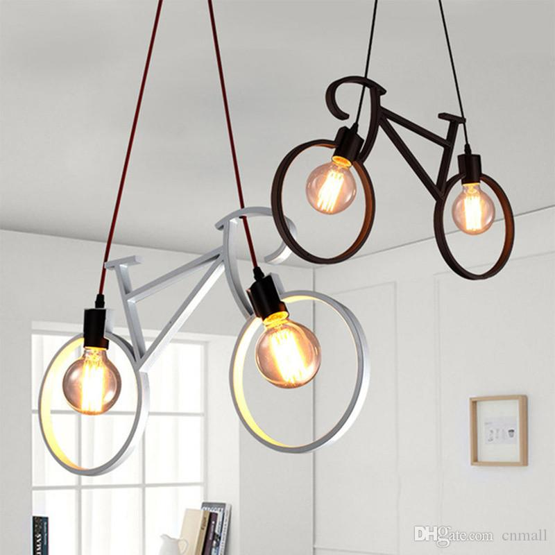Ceiling Lights & Fans Modern Novelty Chandelier Lights Restaurant Bar Lamp Living Room Coffee Shop Glass Hanging Light Fixtures Carefully Selected Materials