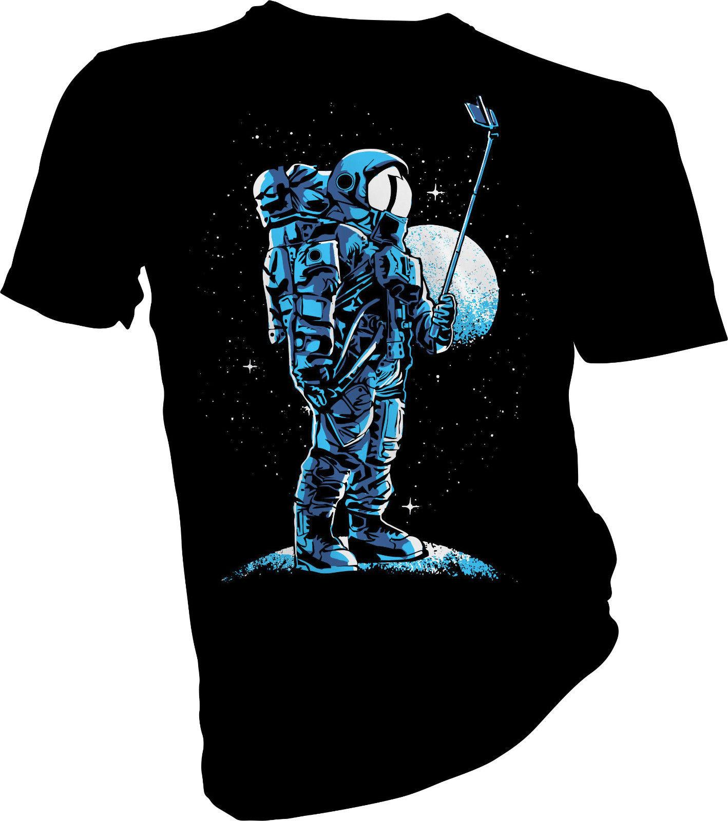 c83bd003 Selfie Astronaut, Galaxy, Space, NASA Moon, Selfie Stick Adult & Kids T  Shirt Crazy T Shirts T Shirt Prints From Lifestyletshirt, $11.01| DHgate.Com