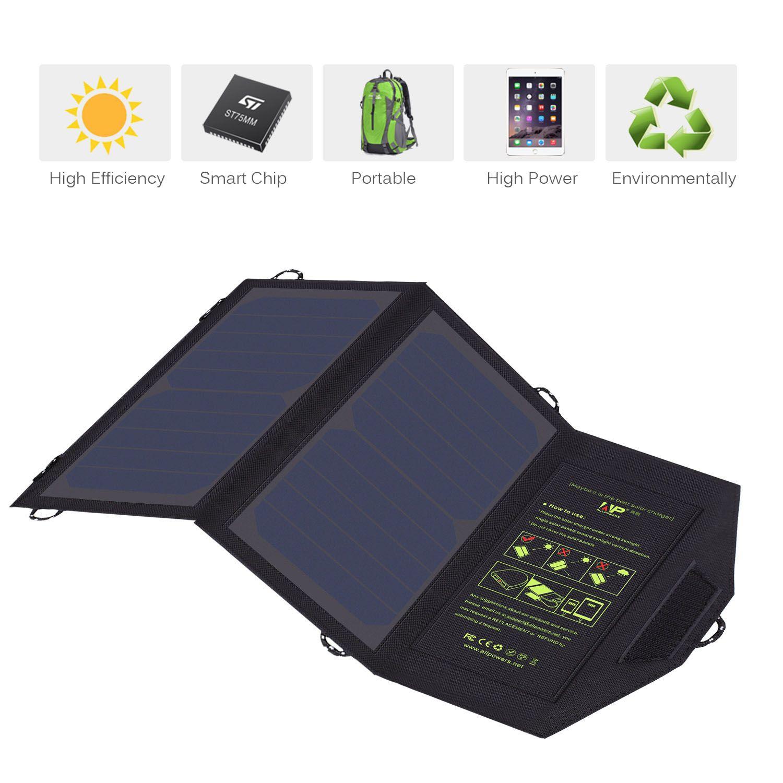 allpowers portable solar battery 5v10w solar Top Result 50 Inspirational Portable solar Panels Image 2018 Hdj5
