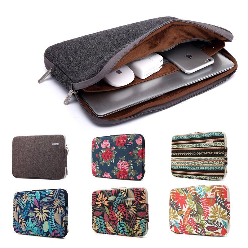 sale retailer 90f7f d9c56 Fashion Bohemian Design Laptop Sleeve Bag for Macbook Air Pro Retina 11 12  13 15 Inch Laptop Cover for Mac book Air Sleeve Case