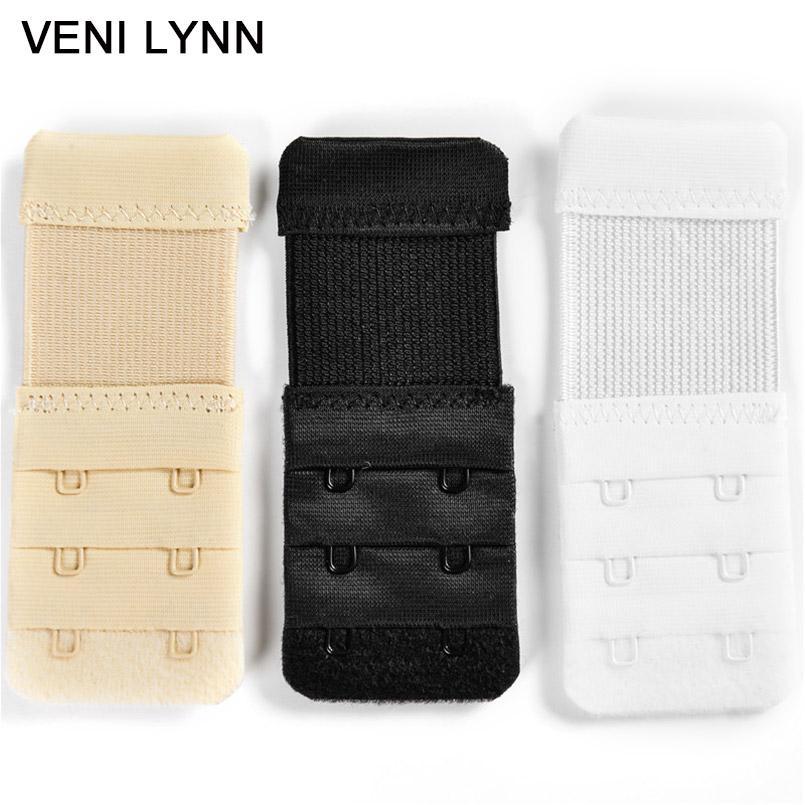 640f0a3b5423d 2019 VENI LYNN Underwear Buckle Women Adjustable Bra Extender Intimates  Accessories Soft Ladies Bra Extension 3 Rows 2 Hooks From Vickay