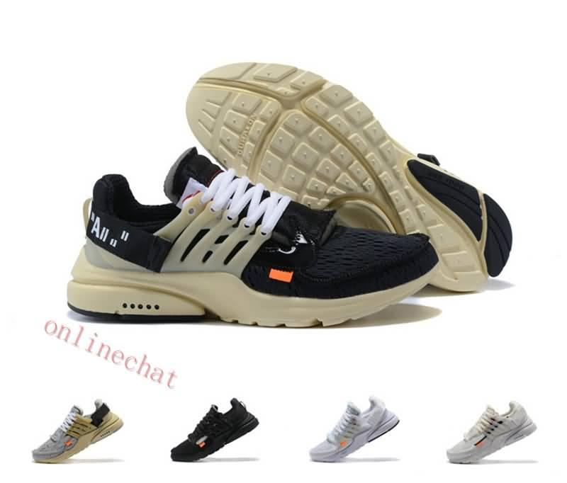 39778ef95e0 Hot Sale Designer Presto 2.0 Men Women Running Shoes Gray Black ...