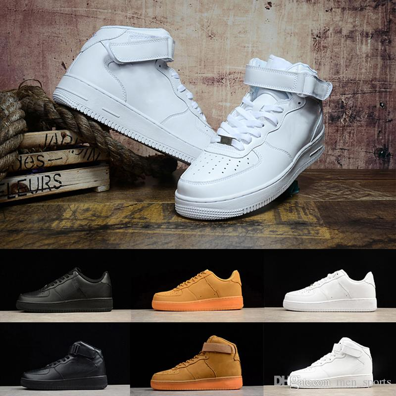 2018s Newest forces Classical black low high cut men women Sports sneakers Forcing one skate Shoes EUR 36-45 the cheapest cheap price outlet sale best prices buy cheap 2015 new outlet locations SvriR5fig0