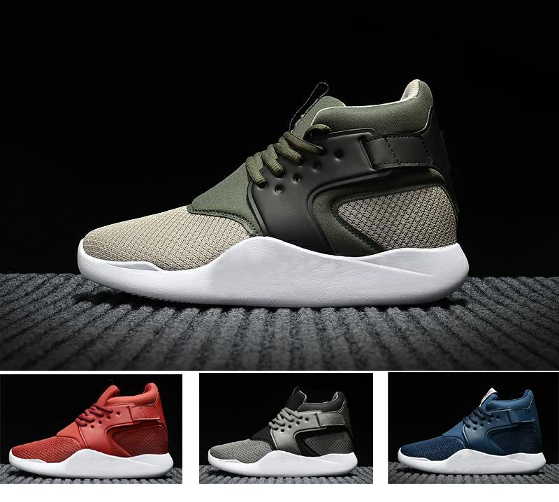 brand new d7475 23298 Incursion Mid Kwazi MenS Running Wholesale Cheap Magic Button Shoes Hot  Selling High Quality Sneaker For Men Size Euro40 44 Shoe Sale Running  Spikes From ...