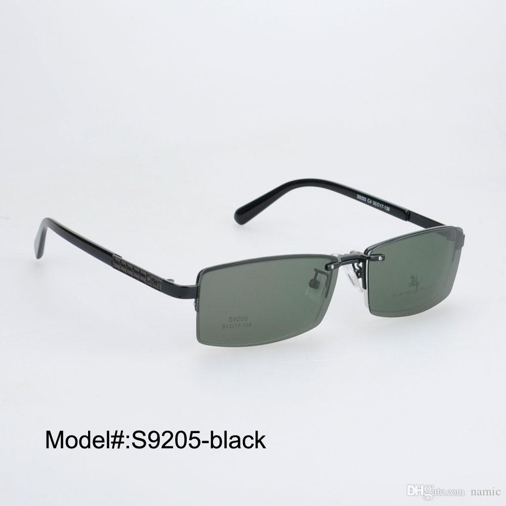 8bbb9a65aa1a5 MY DOLI S9205 Clip On Sunglasses Polarized With Frame Sunshades Sun Glasses  Foster Grant Sunglasses Spitfire Sunglasses From Namic