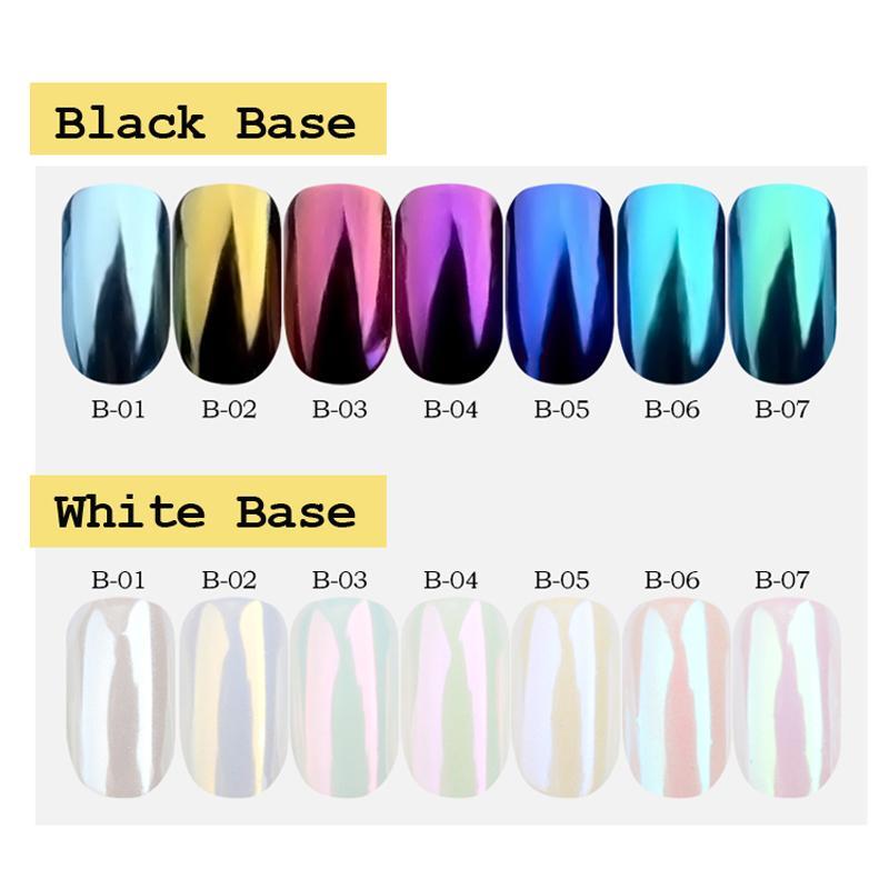 1 Box Nagel Glitter Pigment Pulver Bunte Glänzende Staub Maniküre Nail Art Glitter Für Uv Gel Polnischen Tipps Nagel Zubehör Glitter Nails Art & Werkzeuge Schönheit & Gesundheit