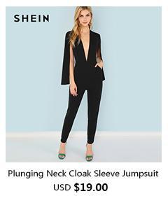SHEIN Black Mesh Contrast Skinny Tuta Sexy Girocollo Pianura Tute Del Partito Delle Donne Manica Lunga Autunno Minimalista Tuta