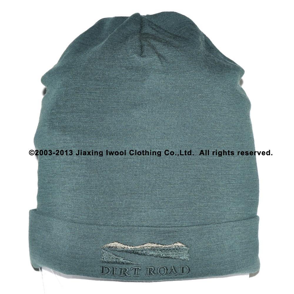 2019 100% Super Fine Merino Wool Men Women Unisex Beanie Hat Sports Warmer  Thermal Winter Outdoors Wicking Anti Bacterial Cap From Onecherry 22398003fb52