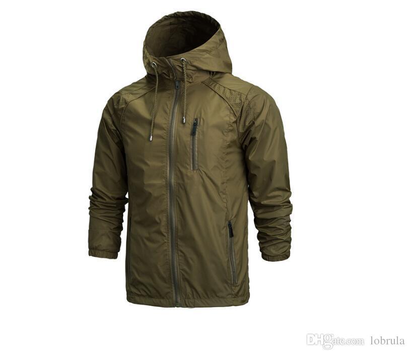 Men Waterproof Softshell Jacket Windproof Breathable Hiking Jackets For  Sport Camping Rain Hoodies Men Jacket Casual Hiphop Mens Jacket Styles  Corduroy ... 8491254f20e0
