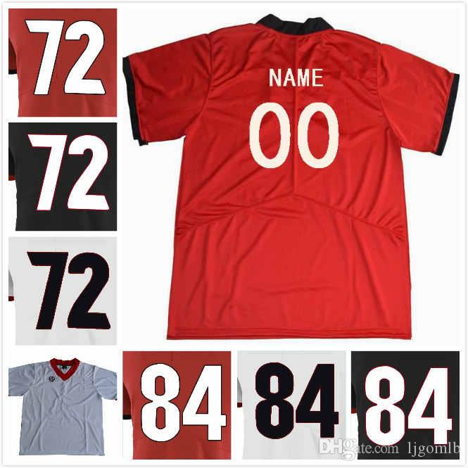 4a8f6354a ... Thomas Swilley 75 Michail Carter 76 Isaiah Wilson 79  Allen Williams Georgia  Bulldogs Nike Stitched no. 60 Youth White Authentic College Football Jersey  ...