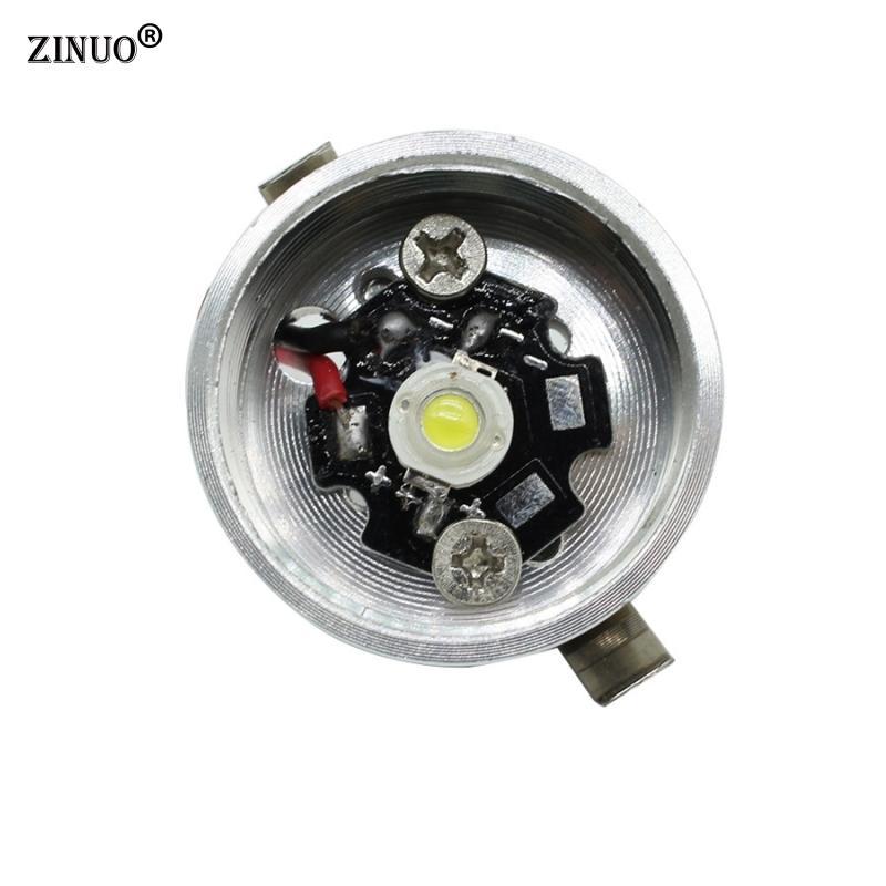 ZINUO / 1W 3W Mini führte downlight Kabinett-Lampen geführtes vertieftes Kabinettpunktlicht Weiß, warmes Weiß AC85-265V