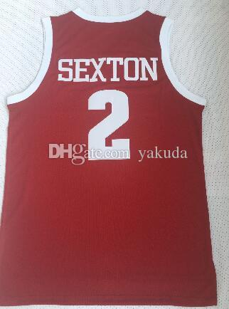 ccf85fe04 2019 2018 New Mens University Of Alabama No. 2 Collin Sexton Embroidered  Basketball Jersey