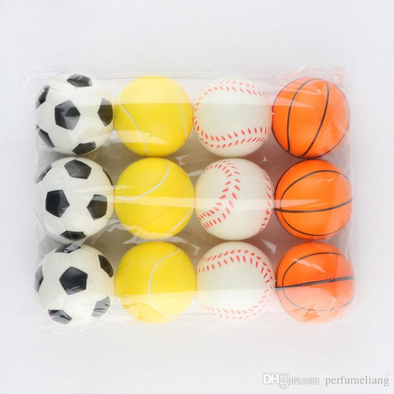 6.3cm Pet Toy Durable New Football Basketball Small Chewing Ball Dog Cat Training Tool Scratch Toys ZA6483