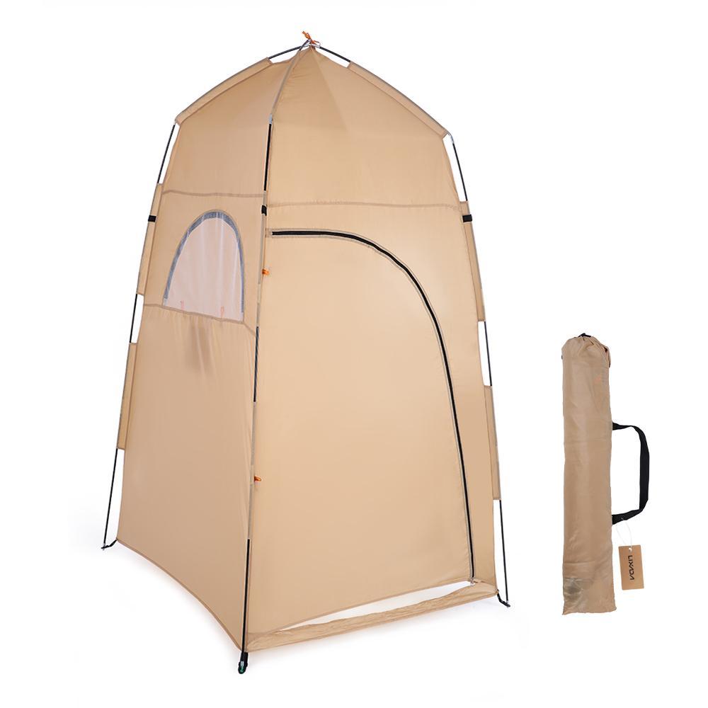 acheter tomshoo portable douche extérieure bain cabine d'essayage