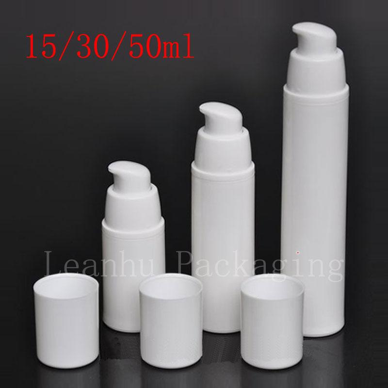 15ml 30ml 50ml white airless bottles (1)