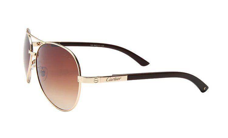 b1593e5ea04d4 Compre 2018 Moda Estilo Clássico Mulheres Óculos De Sol Com Logotipo Da  Marca 130 Lady Óculos Baixo Preço De Alta Qualidade Óculos De Sol Frete  Grátis De ...
