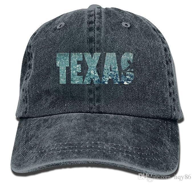 Rain Texas Vintage Jeans Baseball Cap Outdoor Sports Hat For Men And Women  Multi Color Optional Baby Caps 47 Brand Hats From Hqy86 af101c63f70