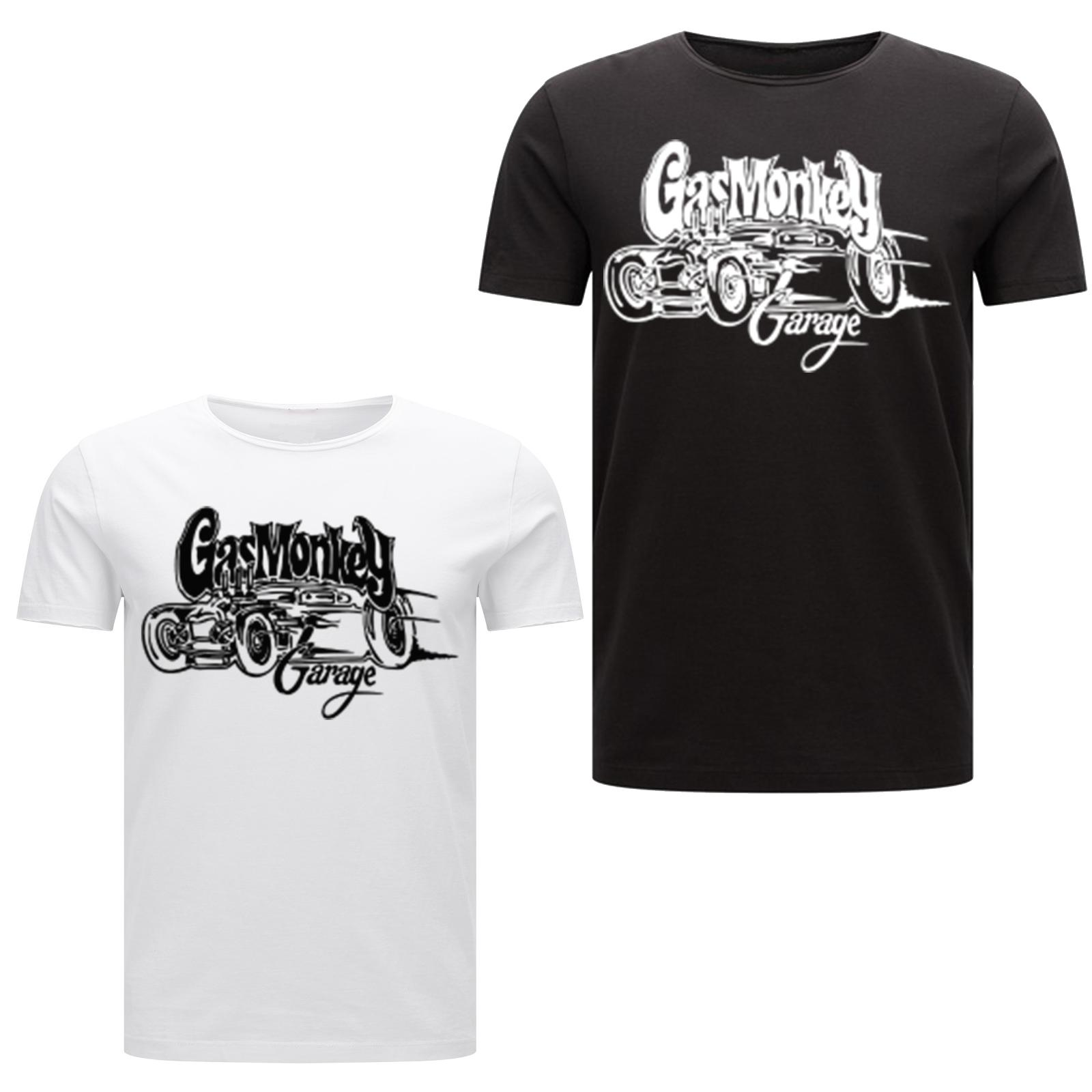 Details zu gas monkey garage essentials gmg mens white black car